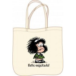 """Bossa Mafalda """"Estic esgotada!"""""""
