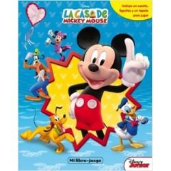 La casa de Mickey Mouse. LibroAventuras