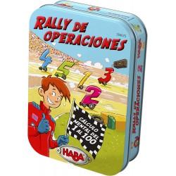 Rally de operaciones