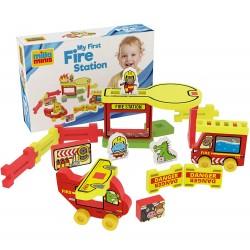 La meva primera estació de bombers