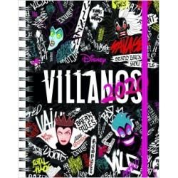 Agenda 2020 Villanos Disney