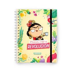 """Agenda 2020 """"Planes, Café y Revolución"""""""