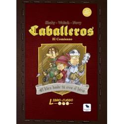 """Llibre-joc """"Caballeros. El comienzo"""""""