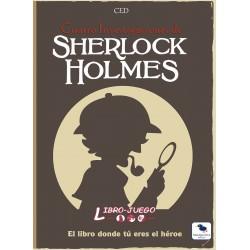 "Llibre-joc ""Cuatro investigaciones de Sherlock Holmes"""