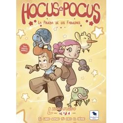 Hocus Pocus. La prueba de los Fabulinos