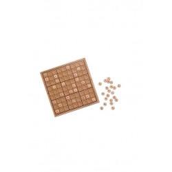 Sudoku fusta