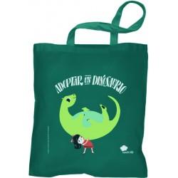 """Bossa de roba: """"Adoptar un dinosaurio"""""""