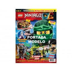 Revista LEGO Ninjago