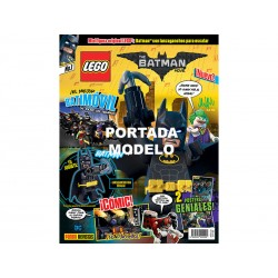 Revista LEGO Batman