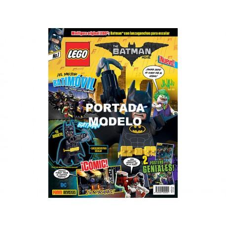 Revista LEGO Batman