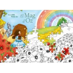 El Mag d'Oz - llibre puzle