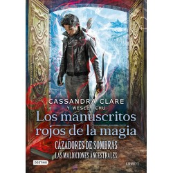 Los manuscritos rojos de la magia