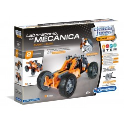 Laboratorio de Mecánica - Buggy + Quad