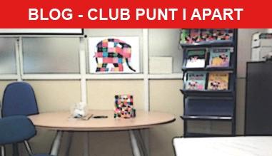 Club Punt i apart (Actividades, Lecturas, Talleres,...)